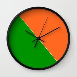 RennSport vintage series #5 Wall Clock