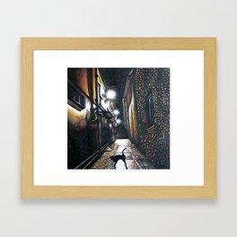 """The Wildcats of Kilkenny"" Framed Art Print"