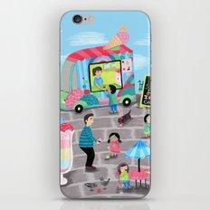I Scream for Ice Cream iPhone & iPod Skin