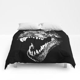 I'm a Dino Fan! Comforters