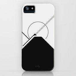 RIM DIAL iPhone Case