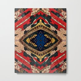 Asian Surroundings Metal Print
