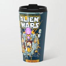 Alien Wars Travel Mug