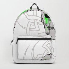 Tribal Skull Backpack