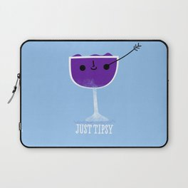 Just Tipsy Laptop Sleeve