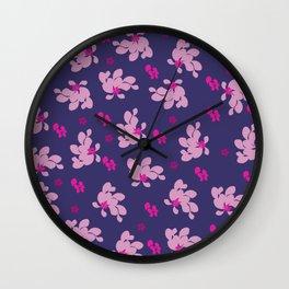 Pattern 82 Wall Clock
