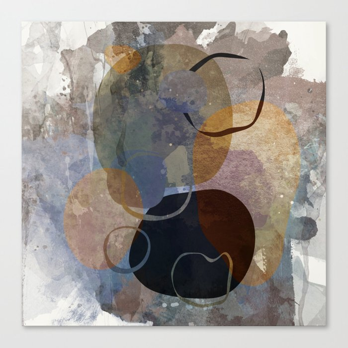 Contemporary 2020 Canvas Print