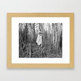 Les complications de la chair 4 Framed Art Print