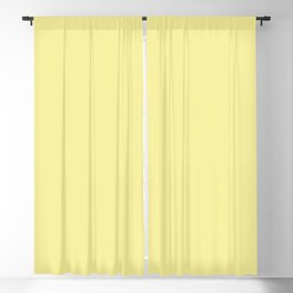 Prance ~ Canary Yellow Blackout Curtain