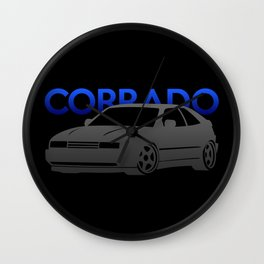 Volkswagen Corrado Wall Clock