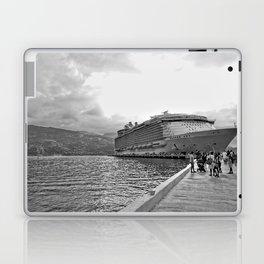 Vacation Transportation Laptop & iPad Skin