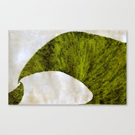 two green arches Canvas Print