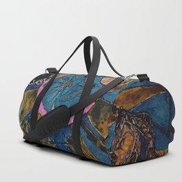 Underwater meeting Duffle Bag