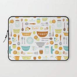 Citrus Kitchen Laptop Sleeve