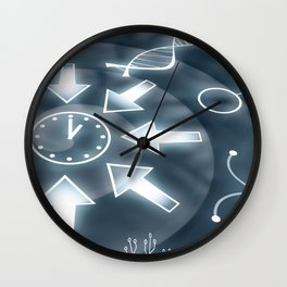 Convergent Evolution Wall Clock