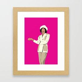 Banks Hillary - Fresh Framed Art Print