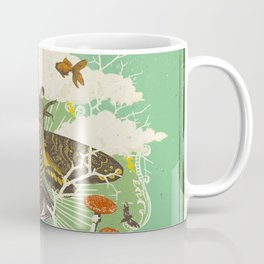 EVENING PSYCHEDELIA Coffee Mug