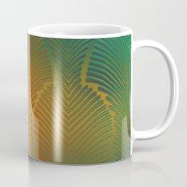 """Paradise Zebras Spines"" Coffee Mug"