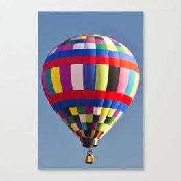 Suspended In Air Canvas Print