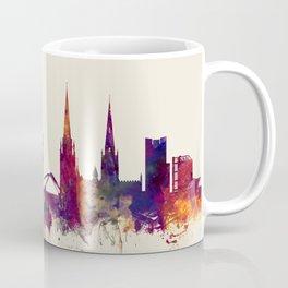 Coventry England Skyline Coffee Mug