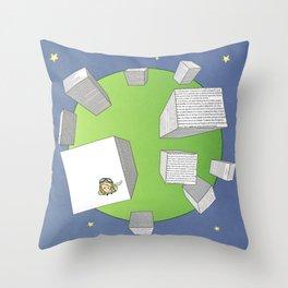 Petite Prince Throw Pillow