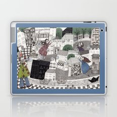 Catch Them if you Can Laptop & iPad Skin