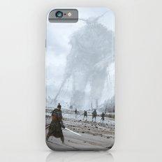 stranger in a strange land iPhone 6 Slim Case