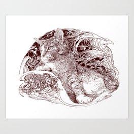 Springs' World Art Print
