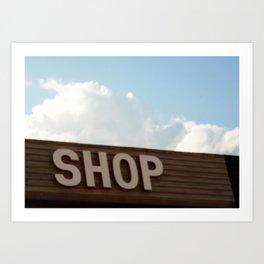 Shop Art Print