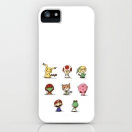 Mimiking 64 iPhone Case