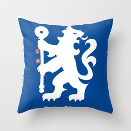 Chelsea FC Throw Pillow