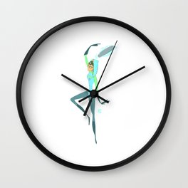 Incredibles - Voyd Wall Clock