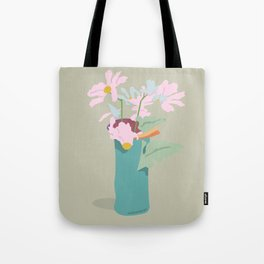 Daisy. Tote Bag