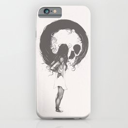 Apprehension iPhone Case