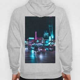 Neon City Hoody