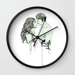 Naka-Choko II Wall Clock