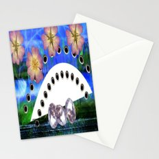 Painting fantasy  Stationery Cards