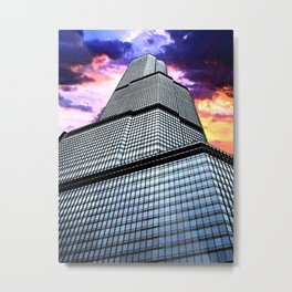 Trump Tower Metal Print