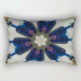Kaleidoscope Decor Rectangular Pillow