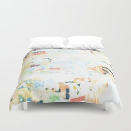 Caobstracto Duvet Cover