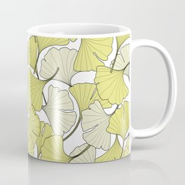 ginkgo leaves (special edition) Coffee Mug