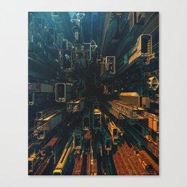 TOXICITY Canvas Print