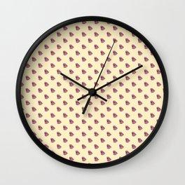 lippy Wall Clock