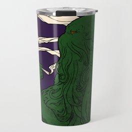 Chtulu - Doom Lord Travel Mug