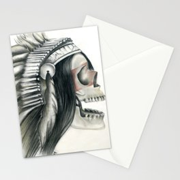 love on the brain. Stationery Cards