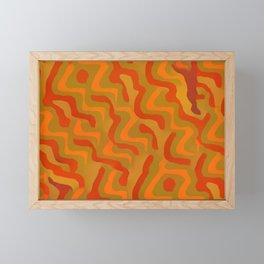 Fall Back Framed Mini Art Print