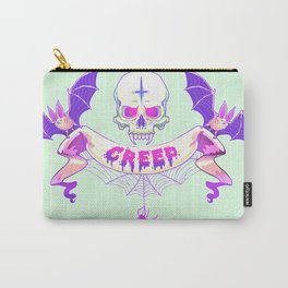 Pastel Creep Carry-All Pouch