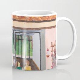 THE THIRSTY HUMMINGBIRD Coffee Mug