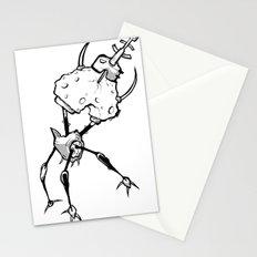 _human error Stationery Cards