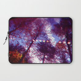 dreaming on a train Laptop Sleeve